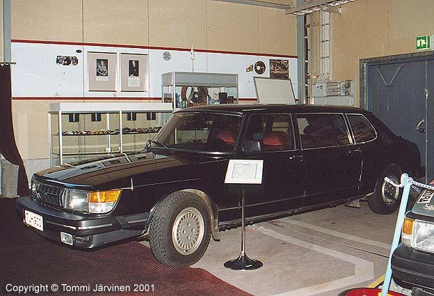 Saab 900 limousine prototype