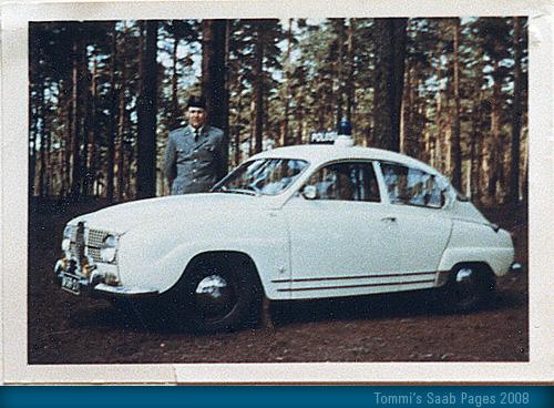 Saab 96 Sport 1966