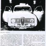 Saab 96 Special 1966