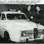Saab 96 V4 1967