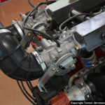 Saab V8 throttle bodies