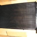 NEW Rally radiator - wide. Second picture.