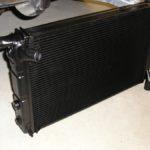 NEW Rally radiator - wide. Triple core.