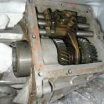 Special 1 gearbox, aluminium casing - no differential