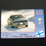 101.Anne-Vuorio-Toyota-Celica - SOLD OUT -