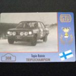 308.Tapio-Rainio-Opel-Ascona - SOLD OUT -