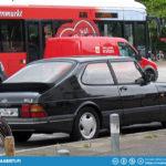 Simo's Saab 900 S.
