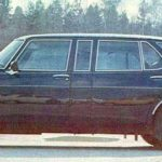 Saab 99 Finlandia prototype 1976.