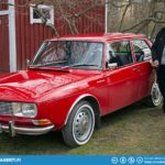This amazingly beautiful Saab 99 stole my heart!