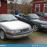 Saab Cabriolets.