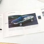 Saab 900 1994. A4 8s. 4 €.