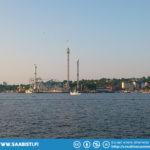 Stockholm harbour.