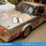 "And a few photos of ""Evo3"" version Saab 900 Turbo M race car."
