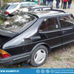 Nice Saab 900 Turbo.