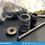 And I ordered Kent Cams springs and XP light weight retainers, followers, and pushrods from www.classicsaabracing.com
