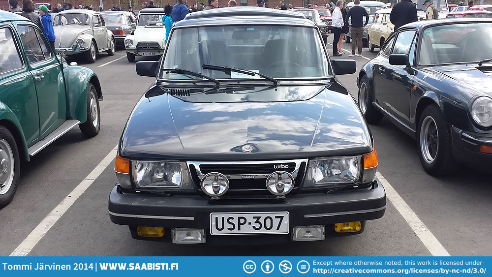 Classic Motor Show Saab pictures