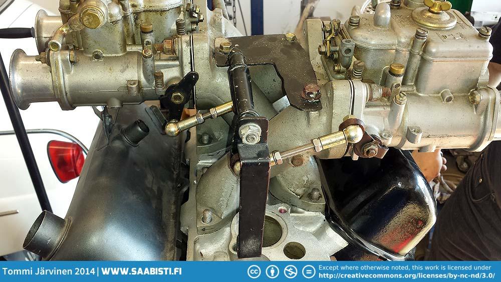 carburetor-linkage