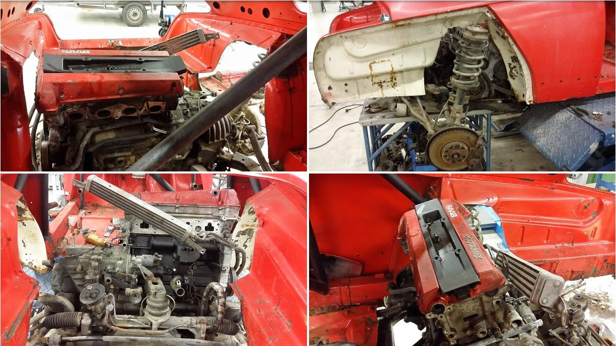 Saab 96 T5 Mid Engine Project Google Gallery